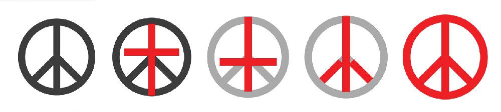 Peace Symbol Used In Satanism